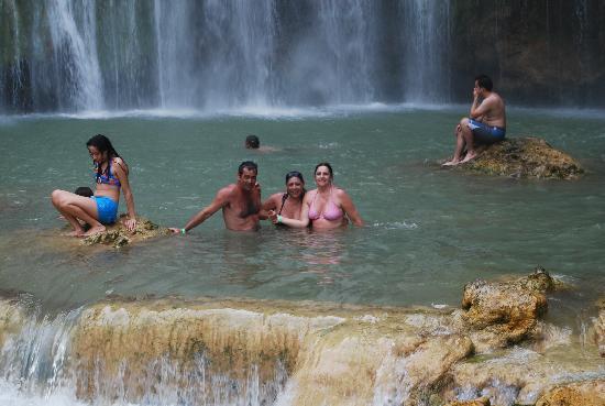Grand Bahia Principe El Portillo: un poco fria pero mucho calor