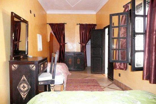 Riad Jakoura:                   My wonderful room!