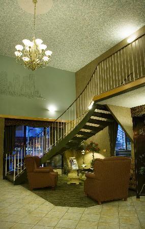BEST WESTERN PLUS City Centre Inn: Lobby
