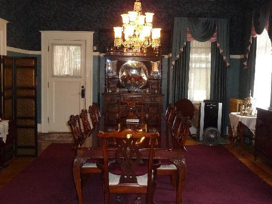 Lion and the Rose Victorian Guest House : Frühstücksraum