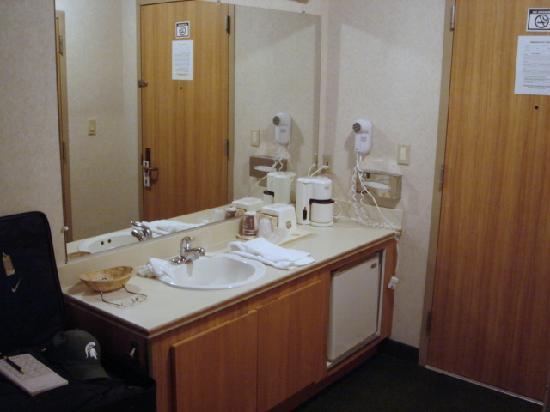Best Western Los Angeles Worldport Hotel: Bath 2