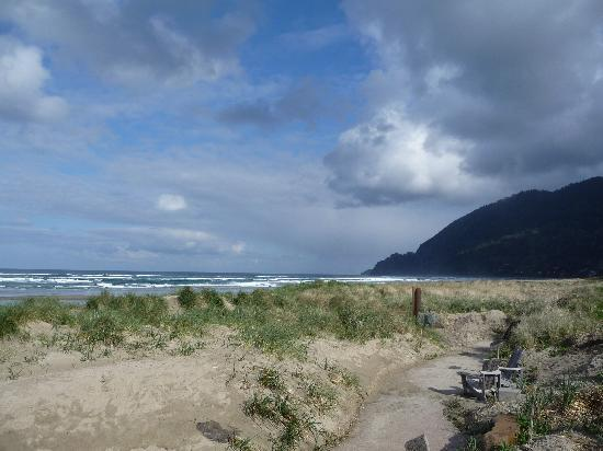 The Inn at Manzanita: Strand von Manzanita
