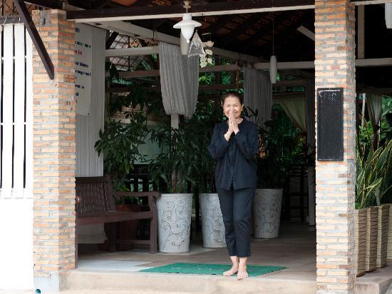 Encore Angkor Hotel : Ms Soma, Manager