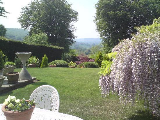 Spinneycross: Garden and View