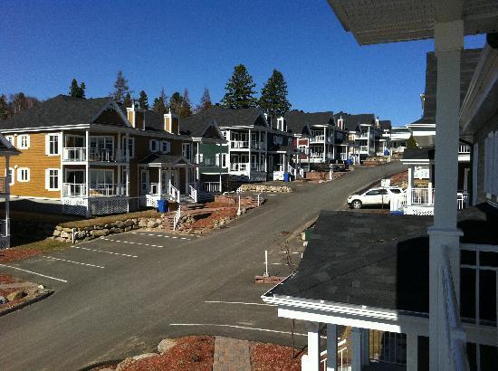 Saint Donat, Kanada: les condos