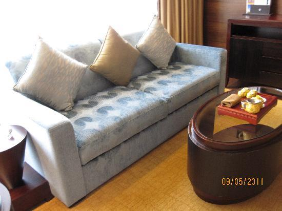 HJ International Hotel: beds