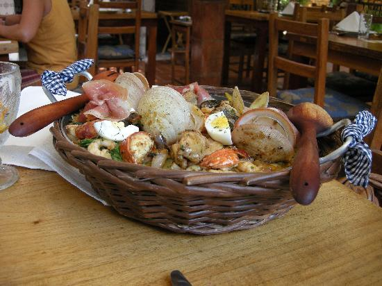 La Cocina de Lilliam Restaurant : paella
