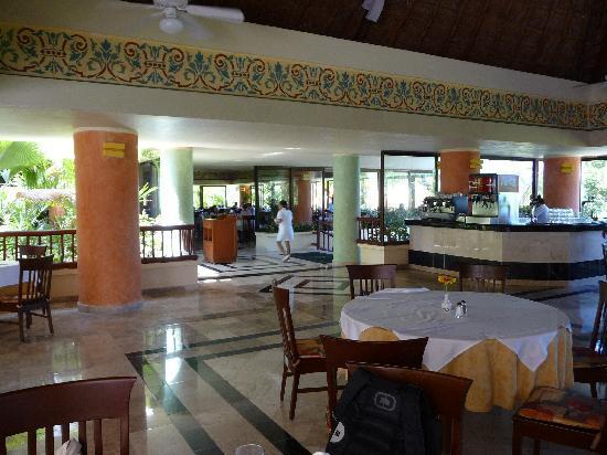 Grand Bahia Principe Tulum: Buffet Restaurant