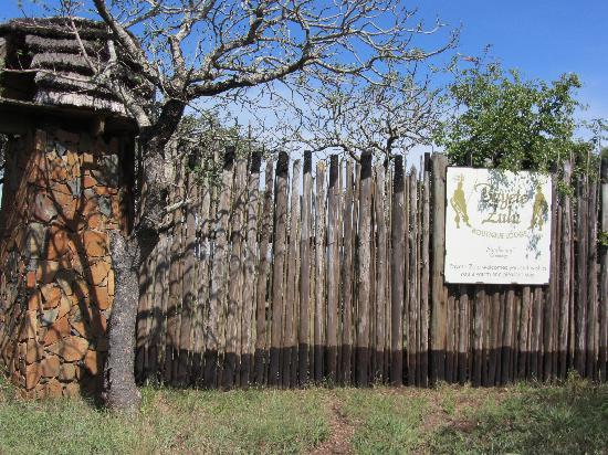 Bayete Zulu Boutique Lodge: Bayete