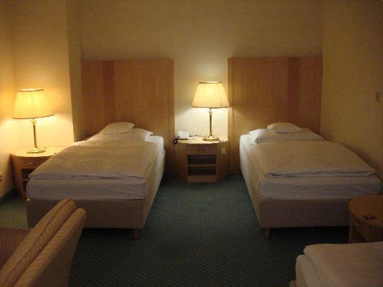 Maritim Hotel Munchen : Betten