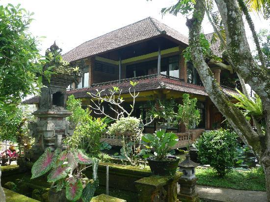 Melati Cottages: From the garden
