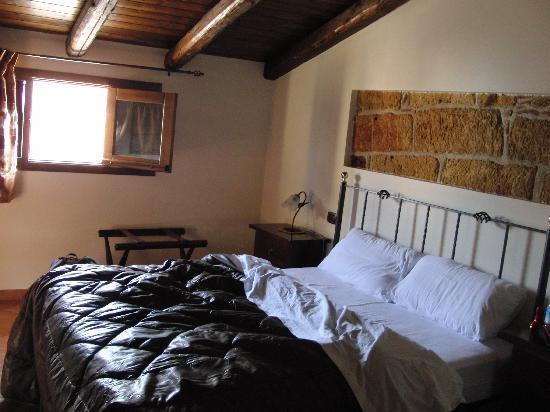 Le Oasi Bed & Breakfast: Our room (Vulcano)