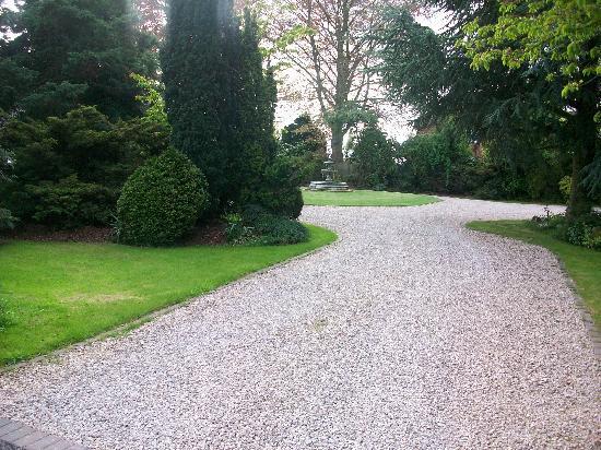 Barncroft Guest House: entrance