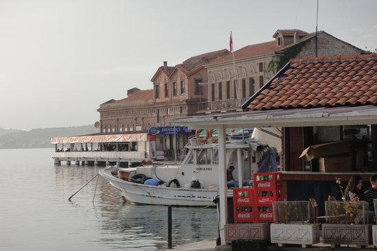 Sehir Kulubu: City hall