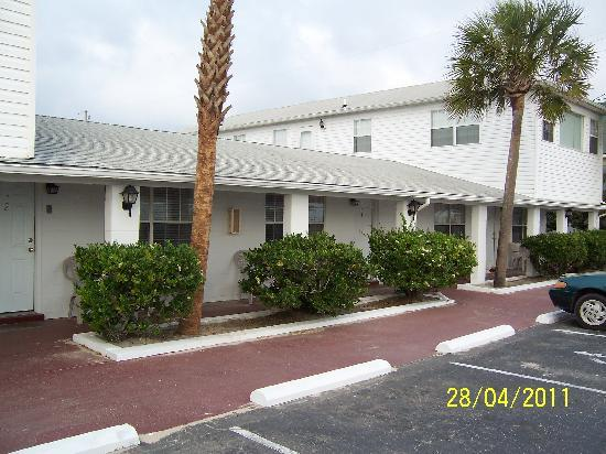 Gulf View Motel: Golf View Motel at Mexico Beach FL