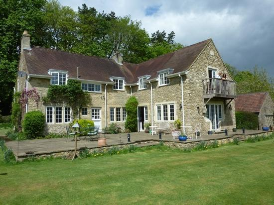 Priory Cottage Bed & Breakfast: country gem