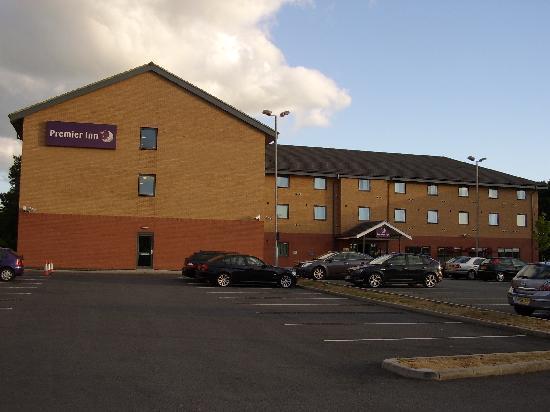 Premier Inn East Midlands Airport Hotel: East Midlands Premier Inn