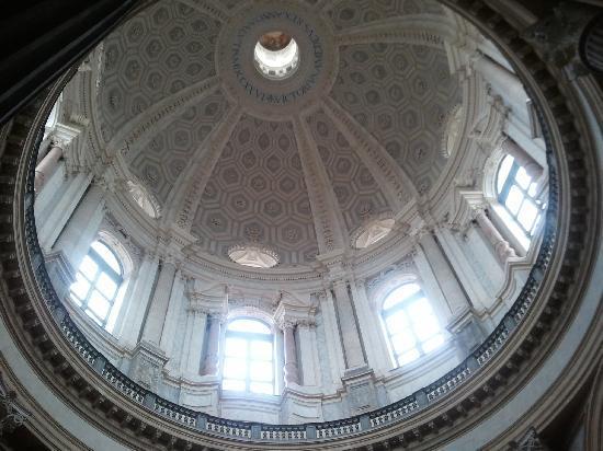 Basilica di Superga : Il Duomo di Superga