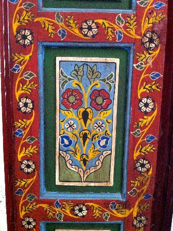 Riad Souafine : Door of the Berbere room