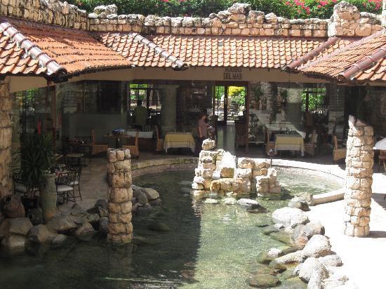 Hyatt Regency Aruba Resort and Casino : The restaurants / where we had breakfast each morning