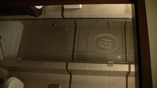 Hotel Jasek: Shower