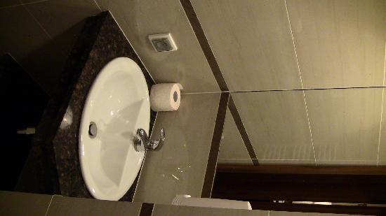 Hotel Jasek: Sink