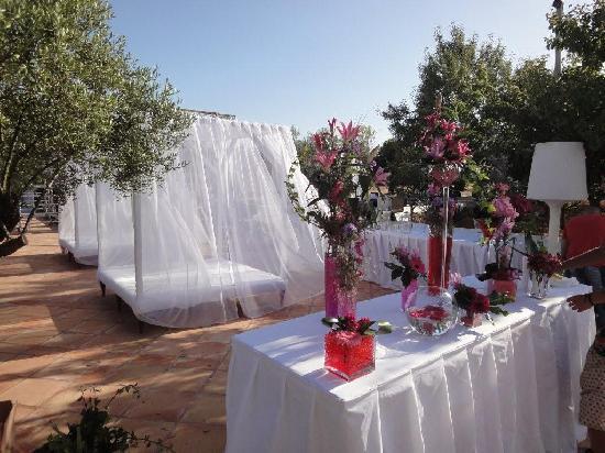 Sant Miquel de Balansat, Spanien: Mi boda en Ca Na Xica