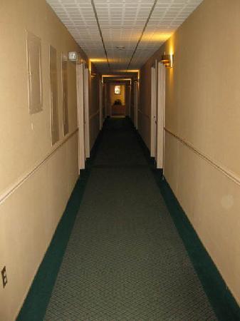 Atlantic Host Hotel : Hallway