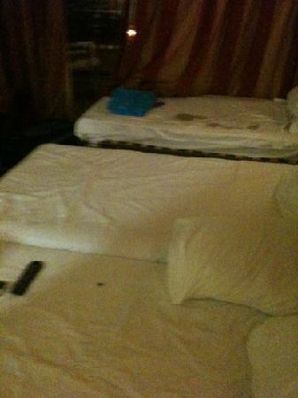 Alto da Colina Aparthotel: my tiny room