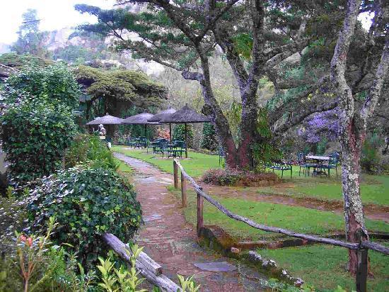 Nyanga, Zimbabwe: View