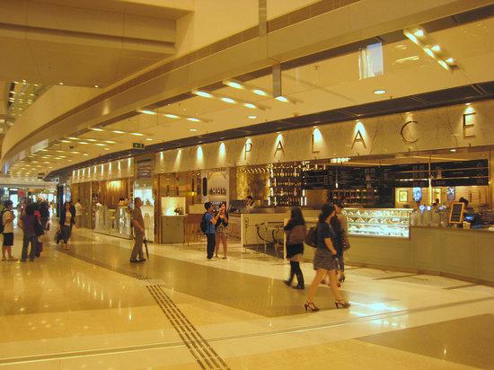 國際金融中心商場