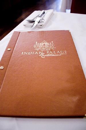 Indian Palace Restaurant: Indian Palace