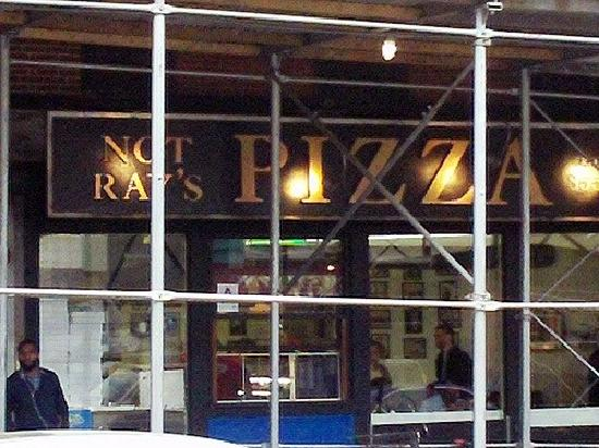 Not Ray's Nick's Pizza INC: Not Ray,s Pizza in Fort Greene. brooklyn, ny