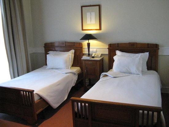 Hotel Metropole: Chambre