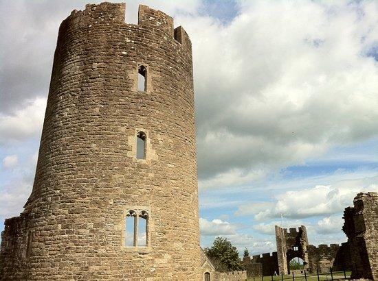 Norton St Philip, UK: Ladys Tower