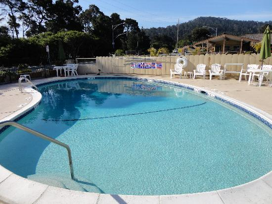 Comfort Inn Monterey by the Sea: la piscine symbolique habituelle