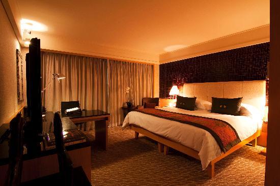 Deluxe Room Picture Of Mandarin Oriental Singapore