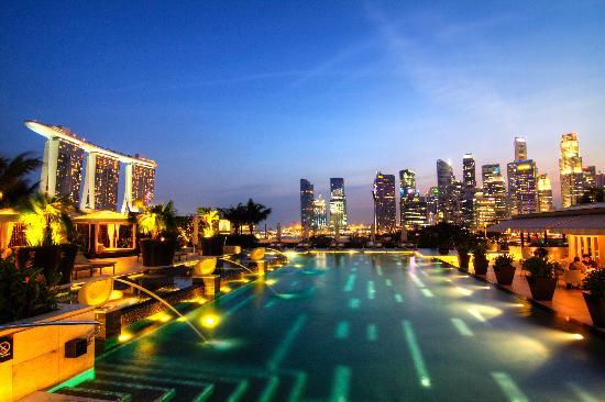 Swimming Pool Picture Of Mandarin Oriental Singapore Singapore Tripadvisor
