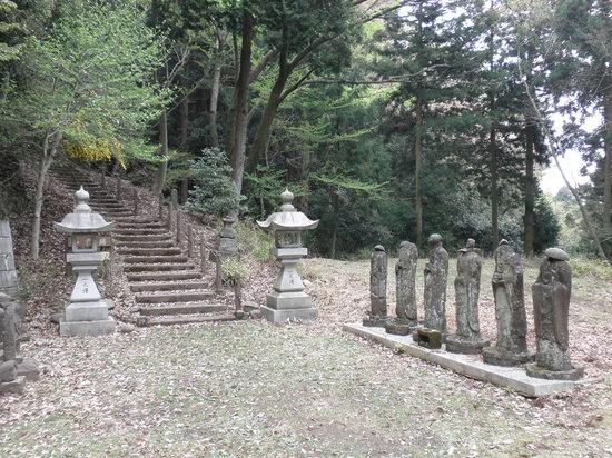Johotsugan-ji Temple Okunoin
