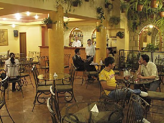 Fullton Hotel: hotel restaurant