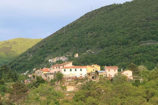 Agriturismo Locanda del Papa: View from the terrace