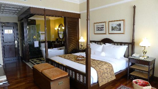 The Majestic Malacca: our lovely room