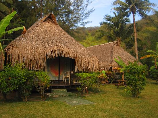 Hotel Hibiscus: bungalow jardin