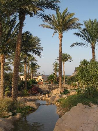 Radisson Blu Resort, Sharm El Sheikh: villaggio
