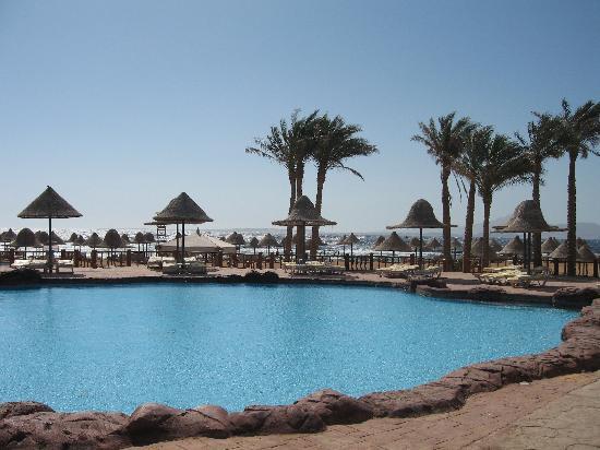 Radisson Blu Resort, Sharm El Sheikh: piscina bambini vicino spiaggia