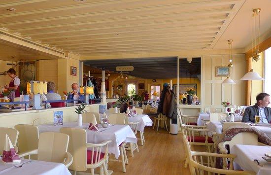 Neuharlingersiel, Germany: Mingers Restaurant