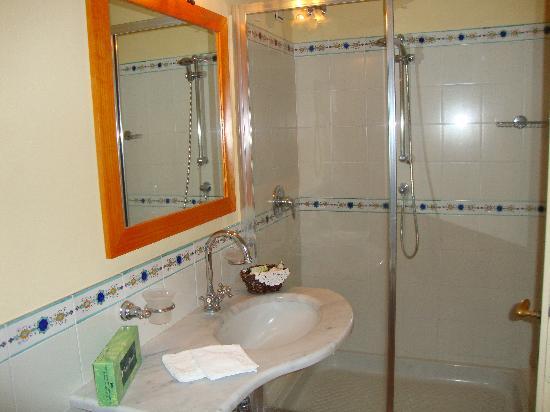 Hotel Gallo Nero : bagno