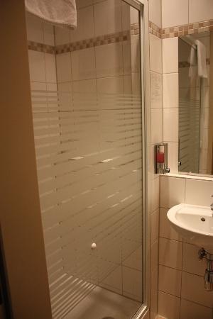 nu hotel berlin: Bagno