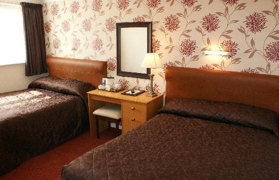 Adelaide House Hotel: bedroom