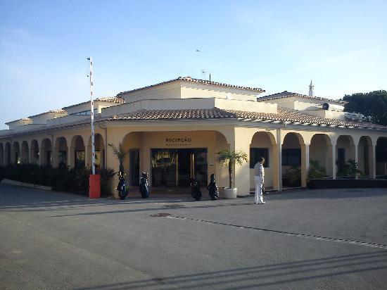 Ria Plaza Resort : Ria Plaza, reception